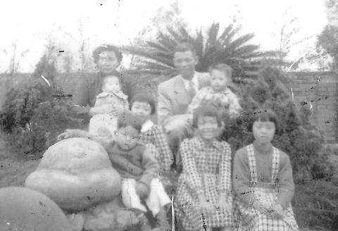 Omori Hsu Family